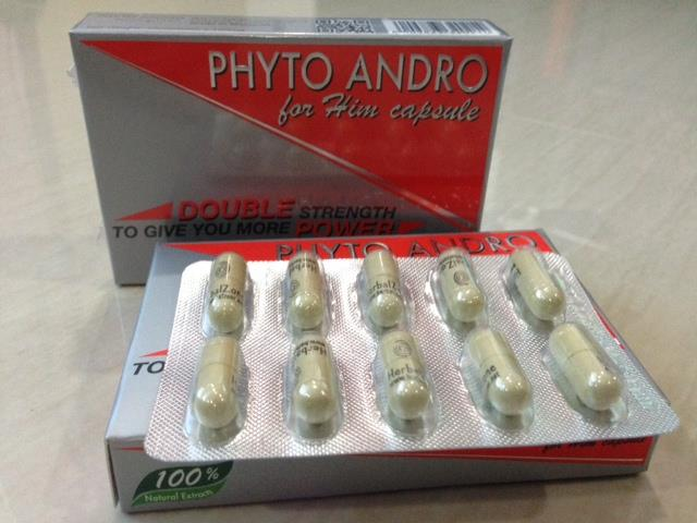 Phyto Andro Double Strength Capsule - 10 Capsule